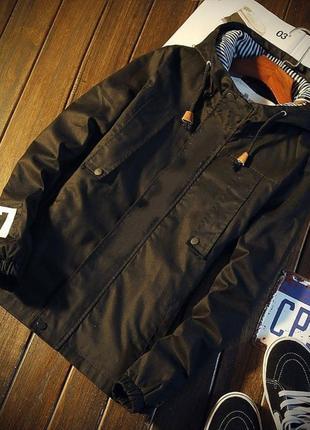 Хлопковая куртка, размер хл
