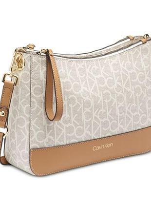 Очень красивая сумка calvin klein.оригинал.