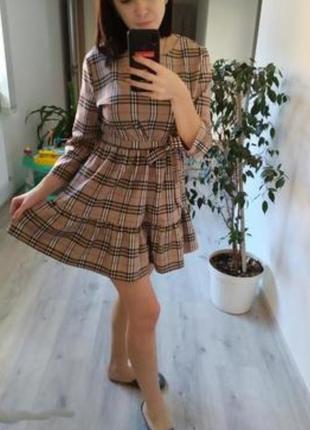 Платье в корейском стиле