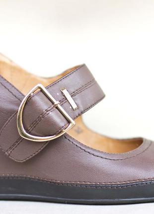 Новые туфли на танкетке big rope