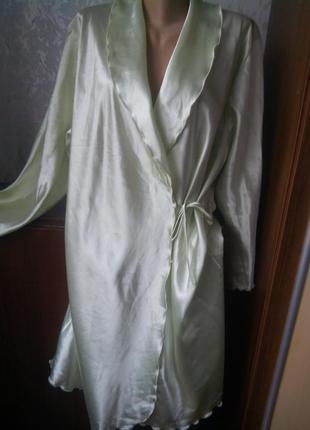 Красивый халат 18-20 размер