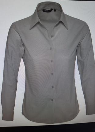 Серая рубашка next