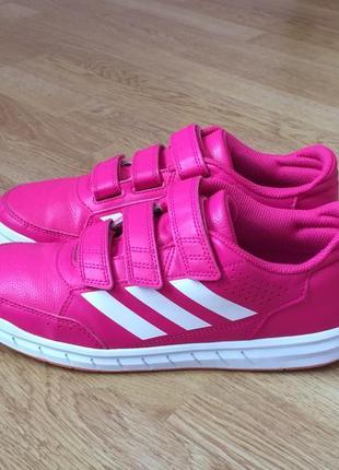 Кроссовки adidas оригинал 39,5 размера в идеальном состоянии