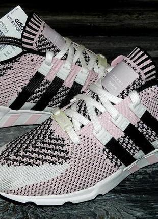 Adidas eqt primeknit ! яркие, оригинальные, невесомые, дышащие кроссовки