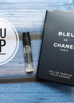 Пробник bleu de chanel edp