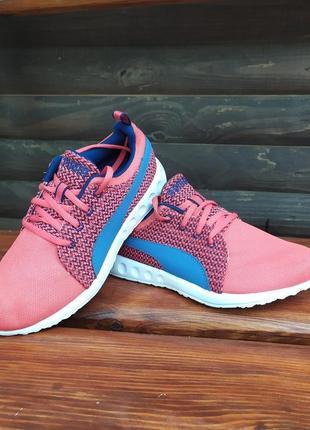 Puma carson runner knit women's fashion sneakers shoes 188151-02