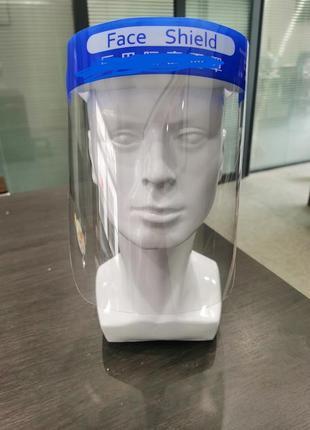 Медицинская маска пластиковая face shield
