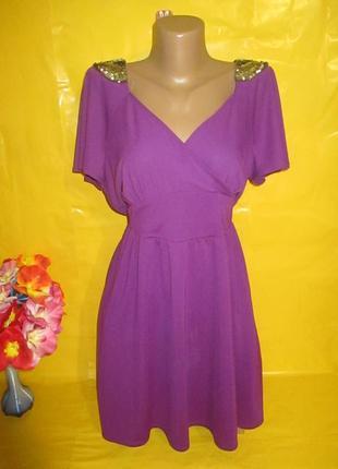 Очень красивое женское платье грудь 47 см dorothy perkins (дороти перкинс) рр 16