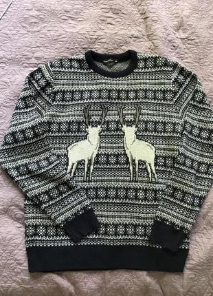 Теплы свитер