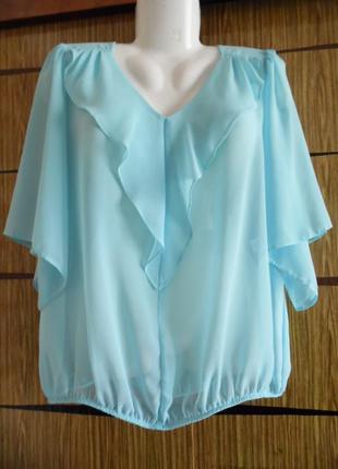 Блуза tu размер 16 – идет на 50-52+