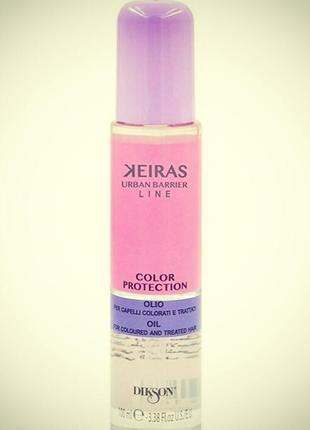 Масло захист кольору для фарбованого волосся dikson