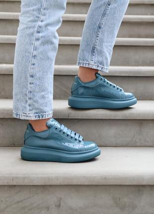 Alexander mcqueen ⭕ женские кроссовки ⭕ наложенный платёж