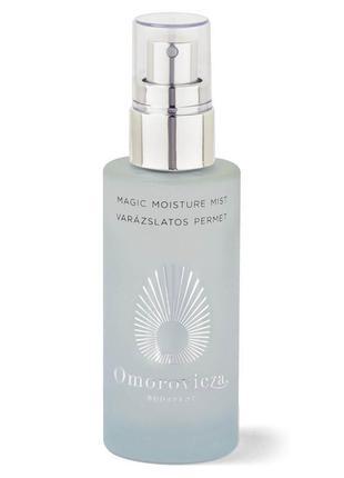 Люксовый увлажняющий спрей для лица omorovicza magic moisture mist, 50 мл