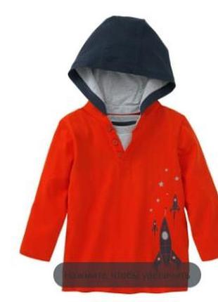 Модное худи для мальчишки от topolino