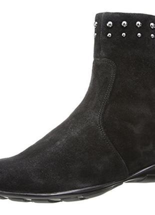 Vaneli ботинки женские замшевые демисезон р.36