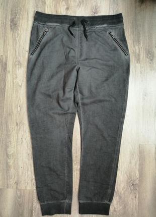 Крутые спортивные штаны, батал