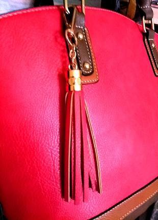 Стильная сумка из италии2 фото