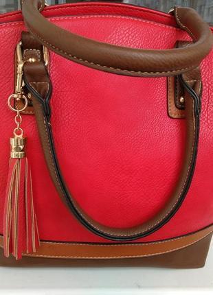 Стильная сумка из италии6 фото