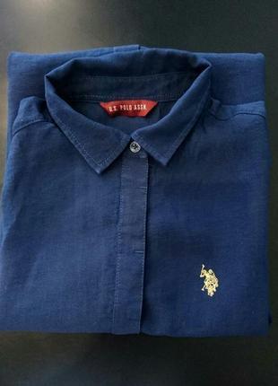 Оригинальная рубашка xs u.s.polo assn