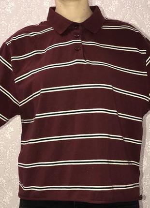 Рубака поло pull&bear
