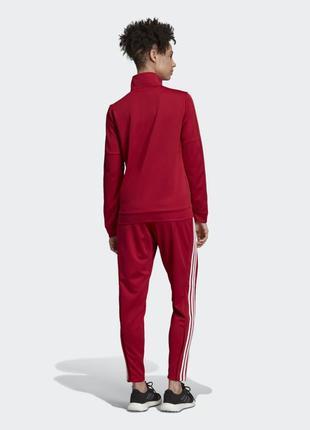 Adidas team sports track женский спортивный костюм l оригинал!2 фото