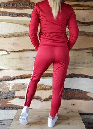Adidas team sports track женский спортивный костюм l оригинал!6 фото