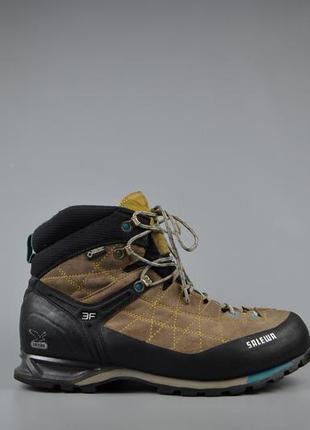 Мужские трекинговые ботинки salewa gore-tex, р 44.5