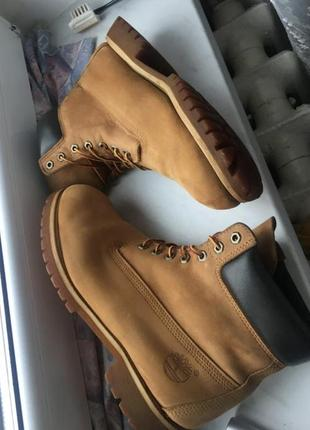 Оригинальные ботинки timberland тренд