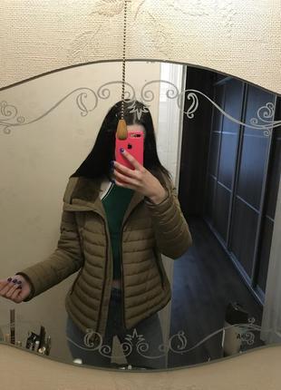Курточка осень-зима zara