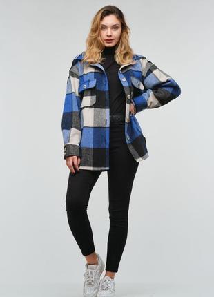 Рубашка - куртка без подкладки