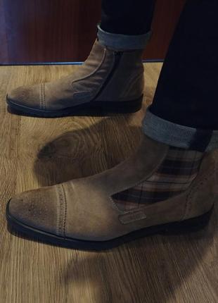 G.k mayer (челси,броги,туфли).