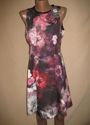 Красивое платье oasis р-р10