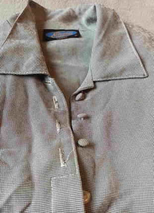 Рубашка с коротким рукавом, женская