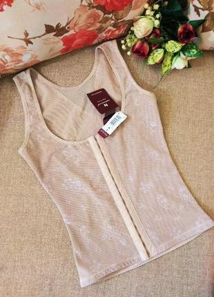 Корректирующее белье, утяжка под грудь.