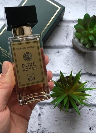 Духи federico mahora. номерная парфюмерия