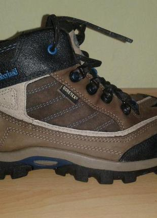 Ботинки timberland натуральная кожа