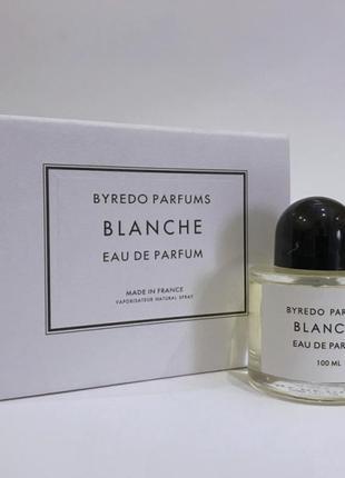 Byredo blanche,100 мл, ниша,  альдегидные, цветочные