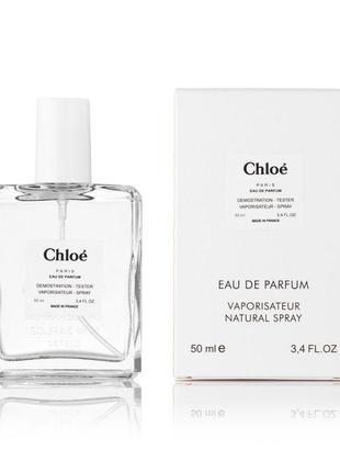 50 мл тестер  chloe eau de parfum (ж)