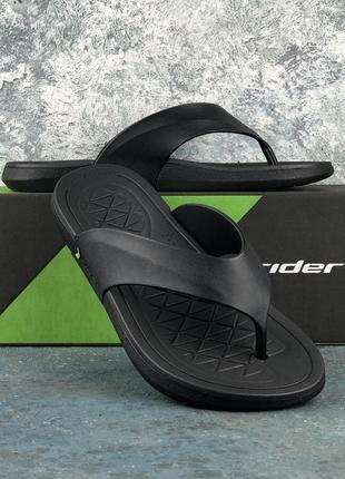 Мужские вьетнамки rider cape xii ad black/black