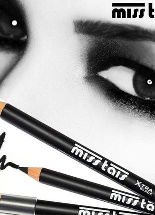 Miss tais карандаш для глаз, каял (германия) экстра