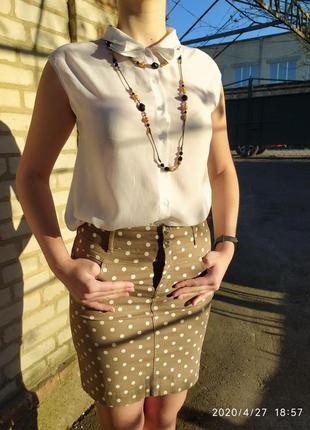 Белая блузка блуза от asos