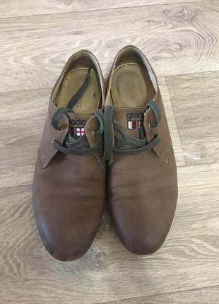 Туфли мужские фирмы grado