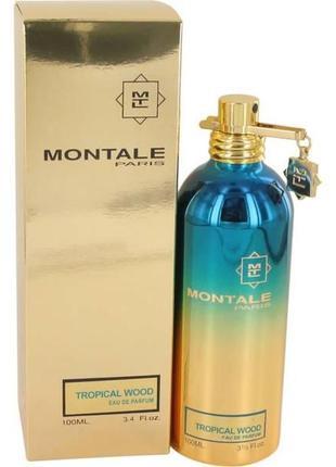 Montale tropical wood edp 100ml