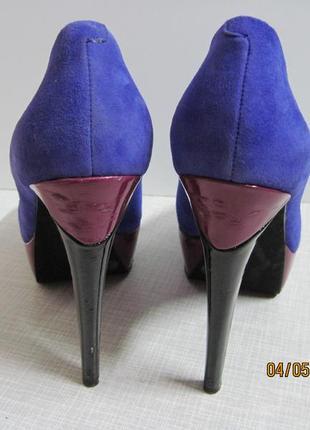 Туфли на каблуке6 фото