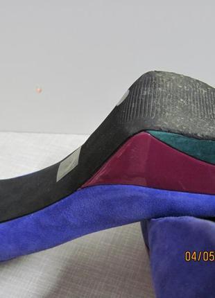 Туфли на каблуке9 фото