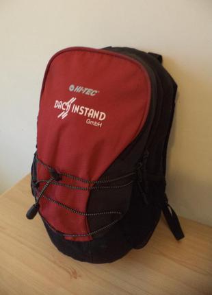 Вело трекінговий рюкзак hi-tec / рюкзак для бега/прогулок
