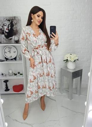 Платье на запах ( сати)