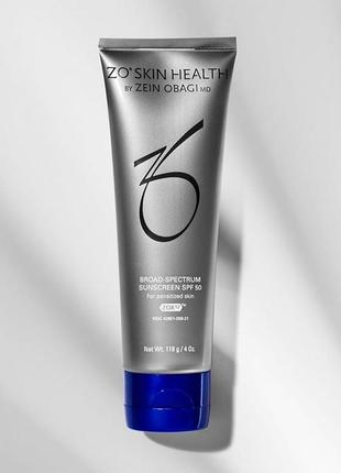 Zein obagi zo skin health broad spectrum sunscreen spf 50