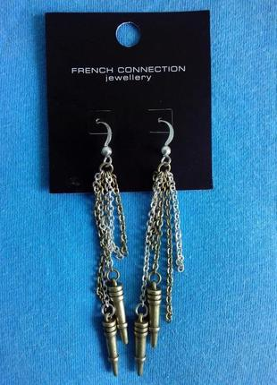 Cерьги от french connection jewellery