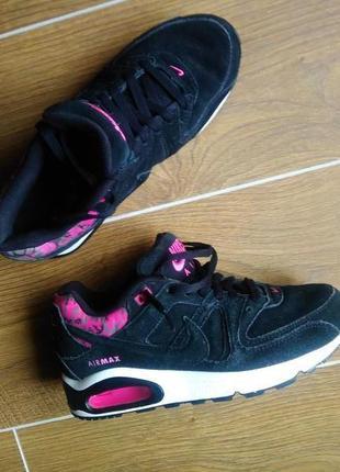 Оригінал! якісні жіночі кросівки/ кожаные кроссовки nike air max